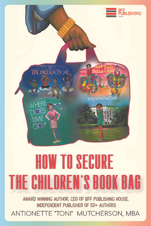 How to Secure The Children's Book Bag