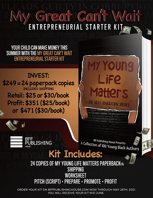 My Great Can't Wait Entrepreneurial Starter Kit
