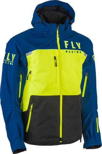 Carbon Outerwear Blue/Hi-Vis/Black