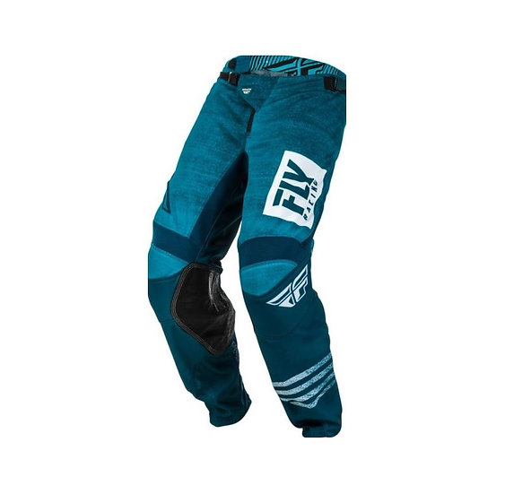 FLY RACING KINETIC MESH NOIZ PANTS BLUE/NAVY