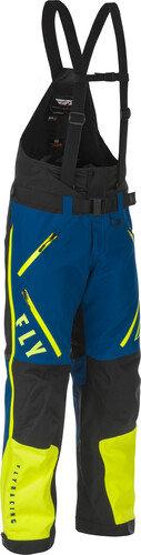 Carbon Outerwear Blue/Hi-Vis/Black Pants