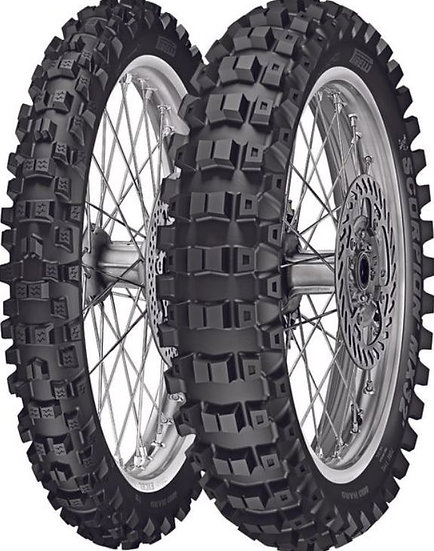 PIRELLI TIRE MX32 MID HARD FRONT 80/100-21