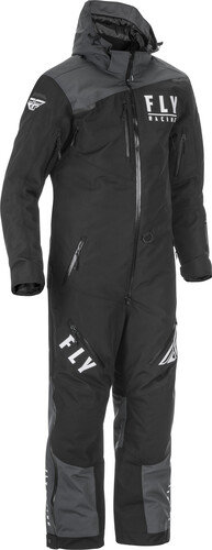 Cobalt Insulated Monosuit Black/Grey