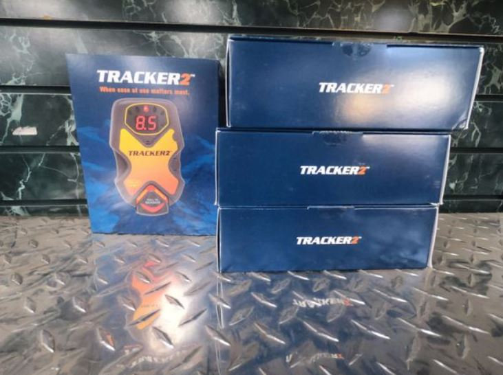BCA Tracker 2 transceiver.