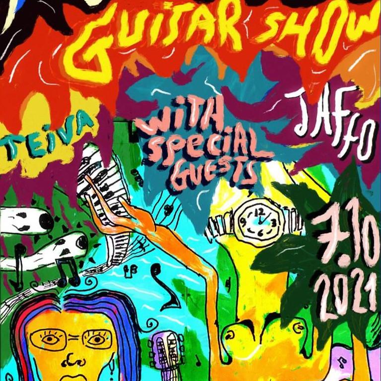 Romi Peles Special Guitar Show