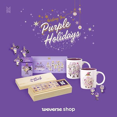 [PRE-ORDER] TinyTAN Purple Holidays