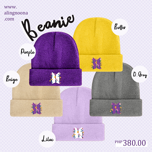 [ON-HAND] Aling Noona Beanie