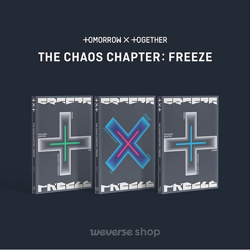 [PRE-ORDER] The Chaos Chapter: FREEZE