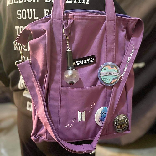 [ON-HAND] Aling Noona You Never Walk Alone 2-Way Bag
