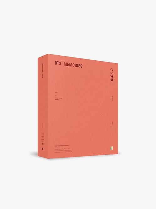 [PRE-ORDER] BTS MEMORIES OF 2019 DVD