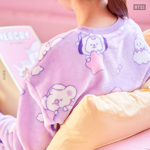 [PRE-ORDER] BT21 BABY Pajama Set Dream of Baby