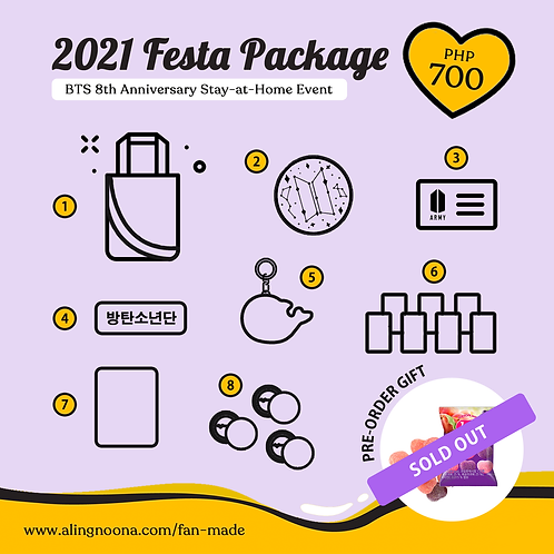 2021 Festa Package by Aling Noona