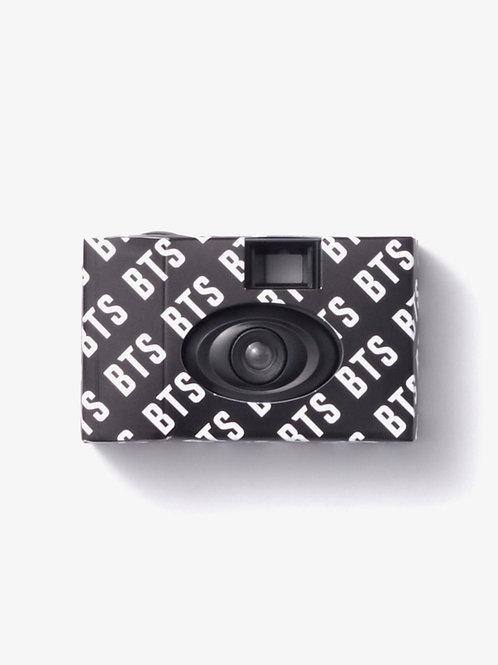 [ON-HAND] BTS POP-UP : Single Use Camera (BTS Logo)