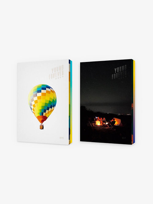 [PRE-ORDER] BTS Young Forever in the Most Beautiful Moment in Life