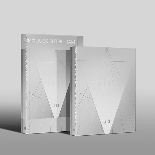 [ON-HAND] BTS MOTS:ONE Concept Photobook (Clue Ver.)