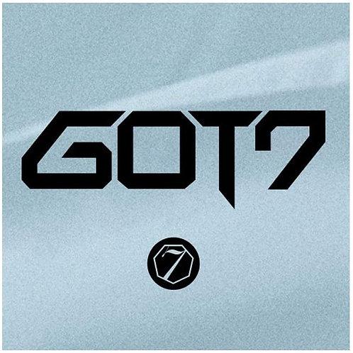 [PRE-ORDER] GOT7 4th Album Breath of Love Last Piece (Random ver.)