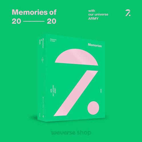 [PRE-ORDER] Memories of 2020