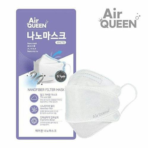 [ON HAND] Air Queen KF94 Nano Fiber Mask