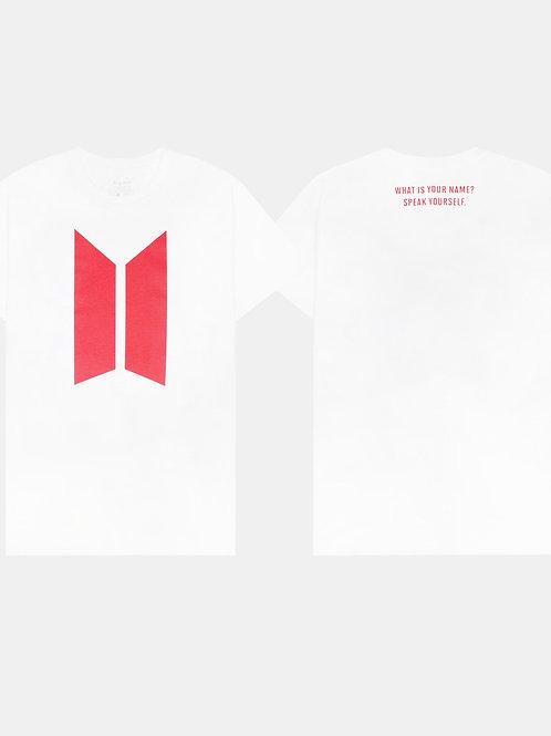 [ON-HAND] Speak Yourself Tour Shirt White M (US Ver.)