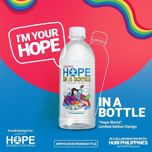 [ON HAND] I'mYour Hope In A Bottle