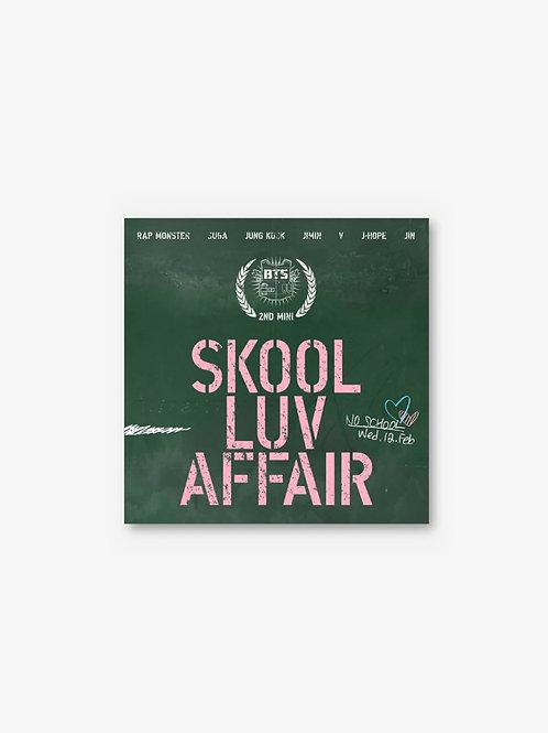[ON HAND] BTS 2nd Mini Album Skool Luv Affair