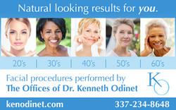 facial surgery odinet