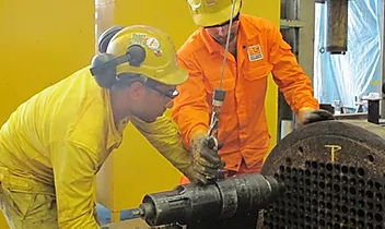 Retubing and plugging of Heat Exchanger_