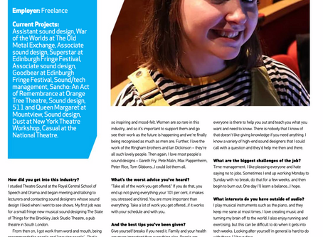 My interview for PSN Europe
