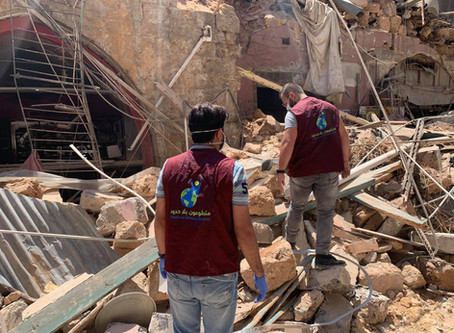 Insights from the ground: How local NGOs lead the Beirut blast response and how you can help