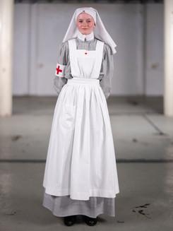 Sjuksköterskedräkt