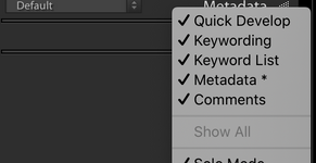 Adobe Lightroom 'sanity' settings - two useful settings I'd go nuts without :)
