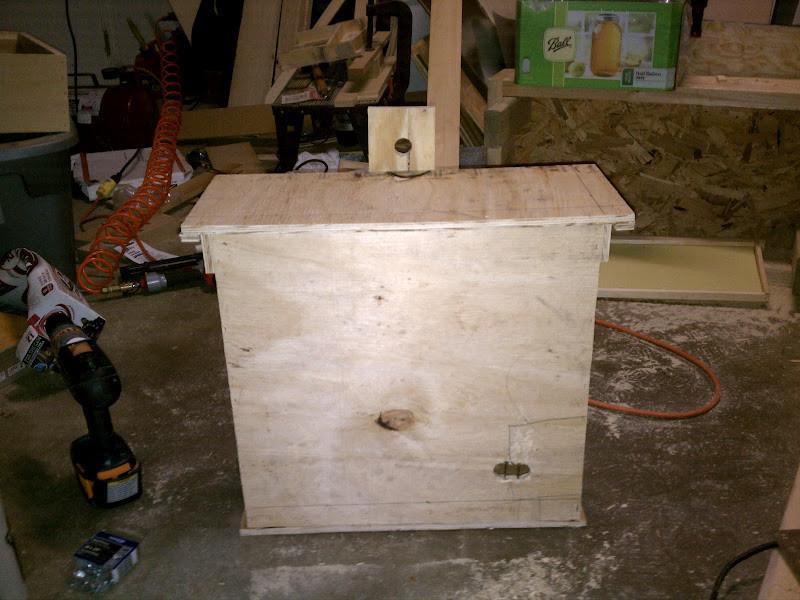 Swarm Trap/Bait Hive Cut List & Instructions