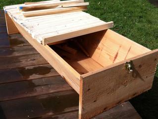 DIY Top Bar Hive Building Workshop