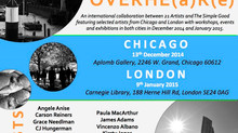 Raul G´s work to feature in London-Chicago art collaboration