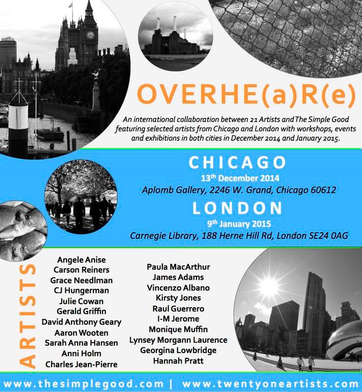 OVERHEaRe poster