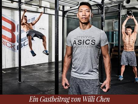 Mentale Stärke:  Gedanken von Willi Chen