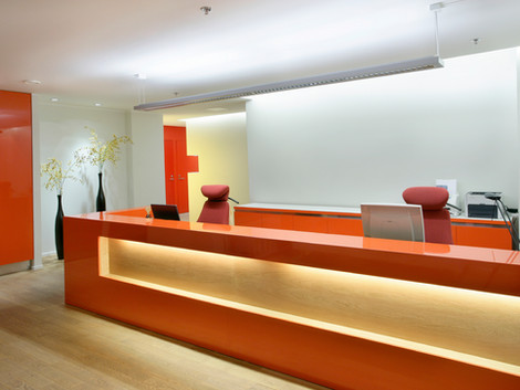 Commercial Interiors & Wall Cladding