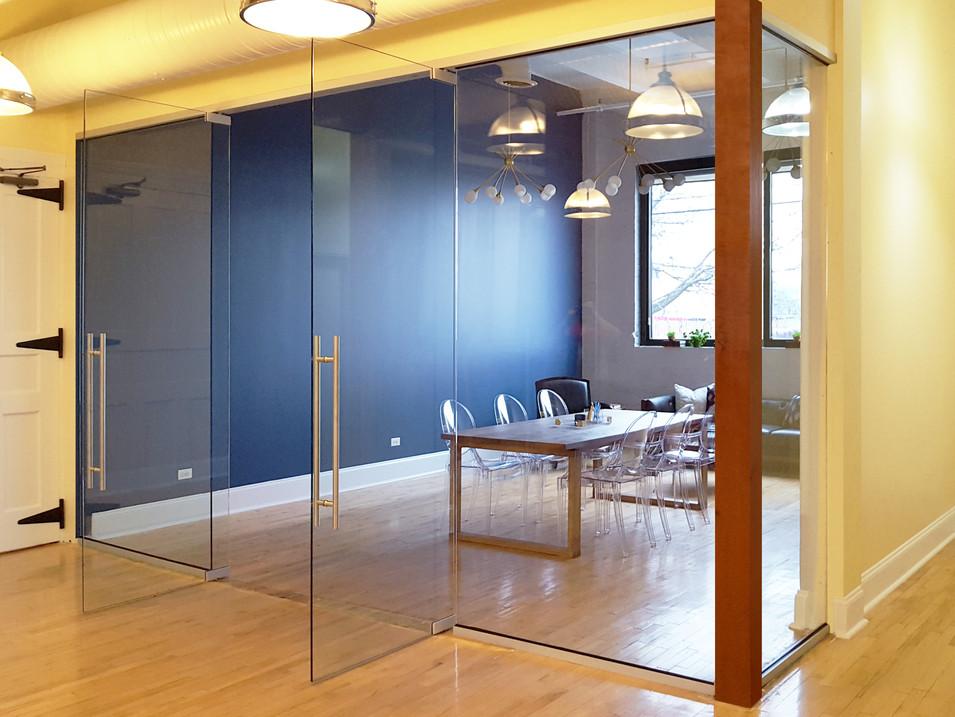 Swing Doors & Glass Walls