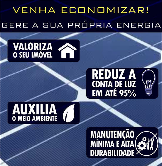 Energia solar brasília