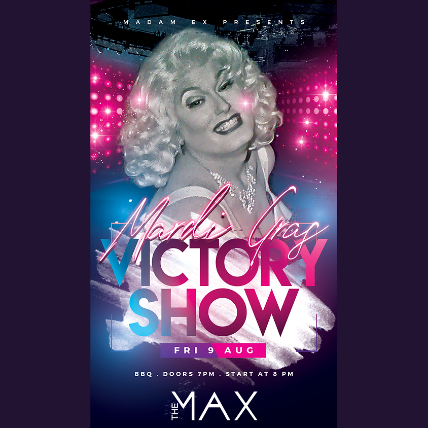 Mardi Gras Victory Show and BBQ