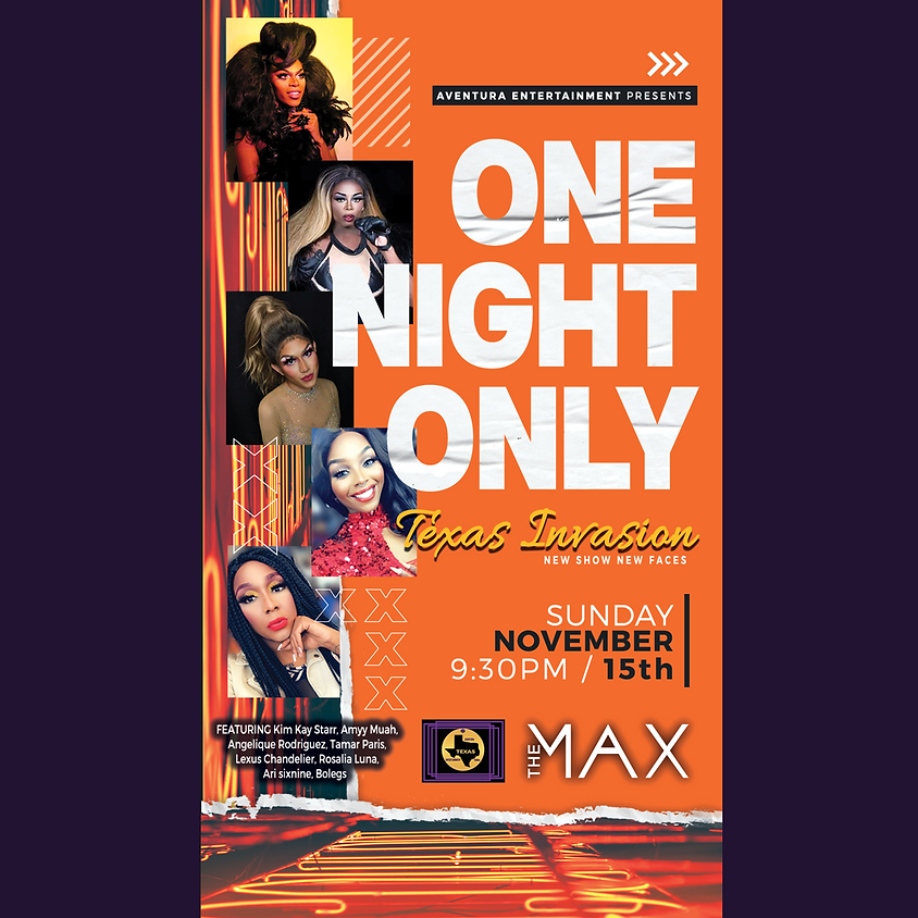 One Night Only: Texas Invasion