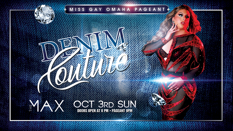 Miss Gay Omaha Pageant