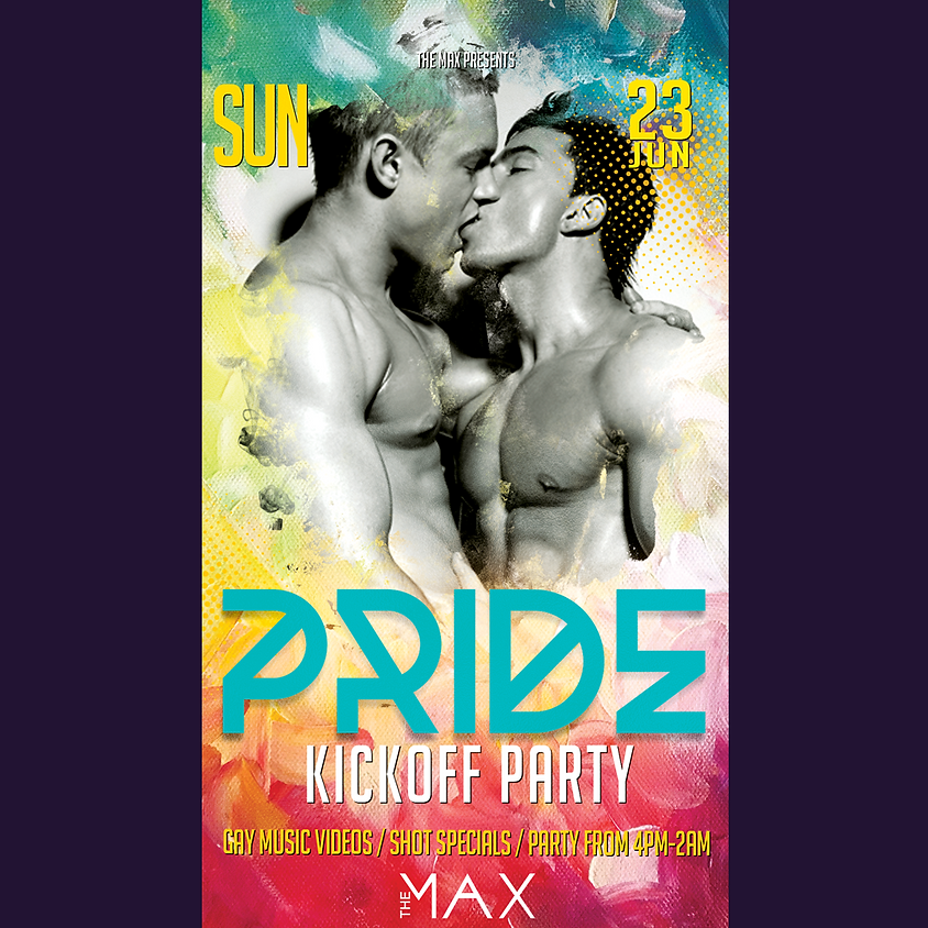 Pride Kickoff Party
