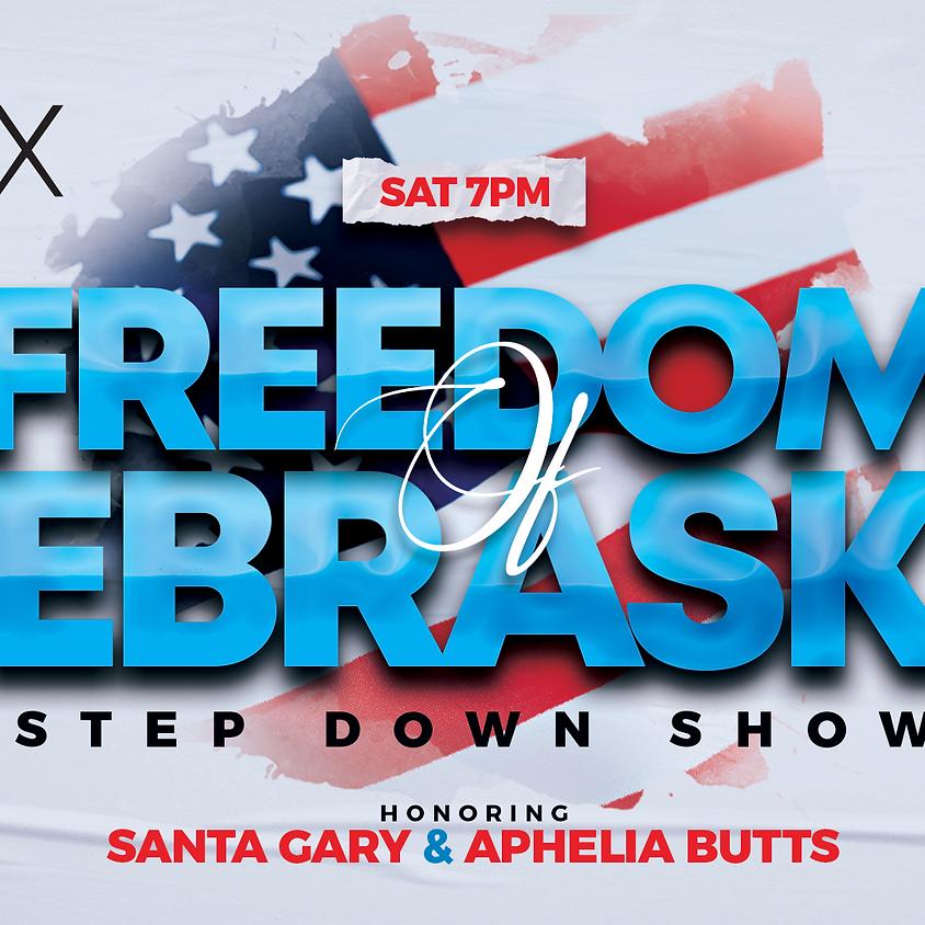 Freedom of Nebraska Step Down Show