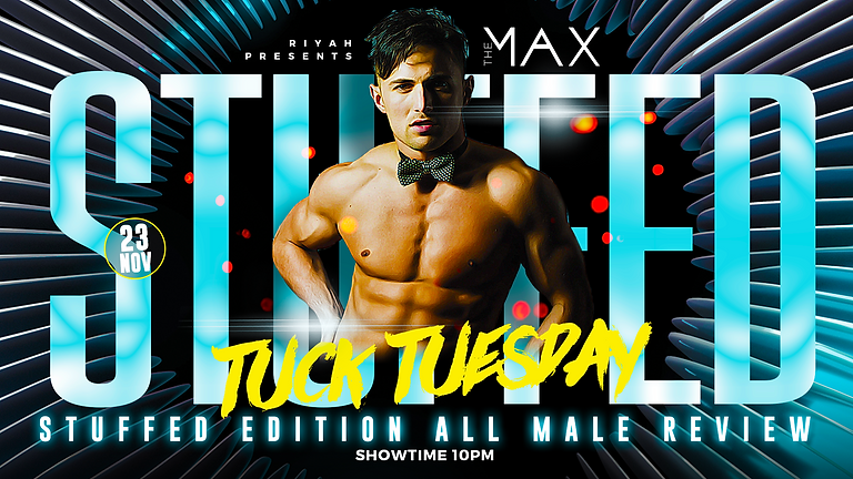 Tuck Tuesday Stuffed Edition