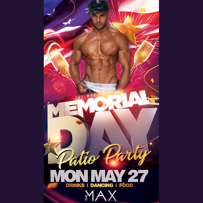 Memorial Day Patio Party