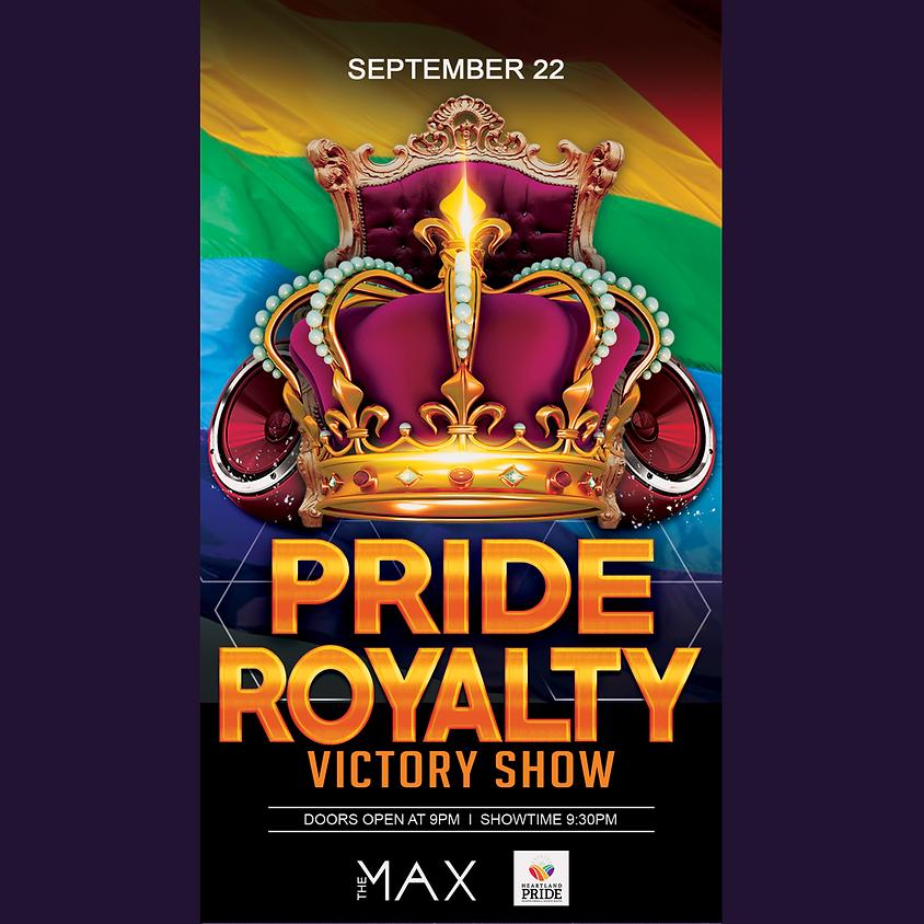 Pride Royalty Victory Show