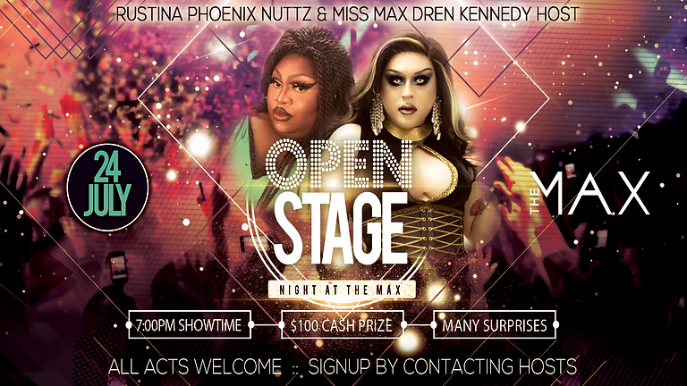 Open Stage Night