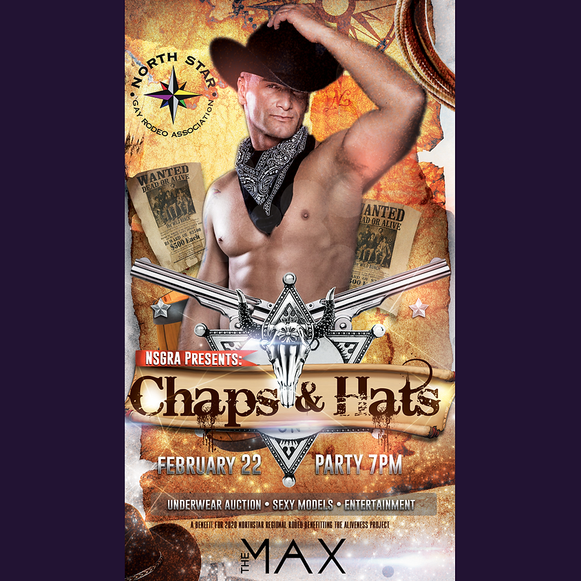 NSGRA Chaps & Hats