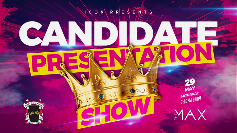 Candidate Presentation Show